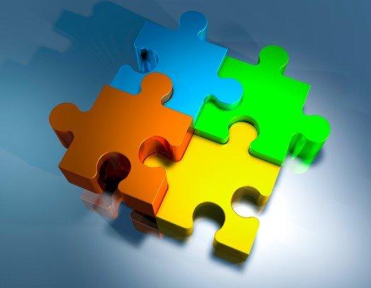 Los rompecabezas animan a los niños a aprender