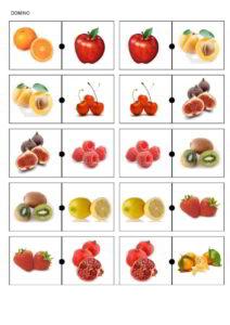 Memorama de Frutas4