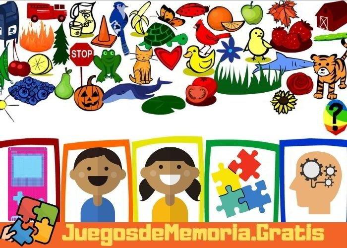 juegos de memoria online gratis