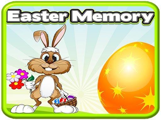 Memorama Huevos de Pascua